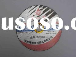 Abrasive Grinding disc for Metal/Grinding Wheel