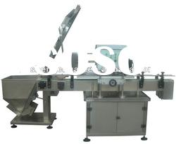 Automatic bottle mineral water capping machine