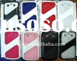 Combo Cell Phone Cases Covers for Blackberry Bold 9700