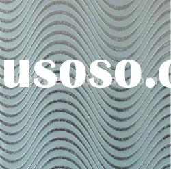 Competitive price! Deep acid etched glass 3mm---12mm