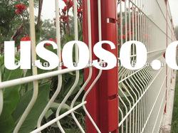 Decorative Wire Fence Panels(factory)