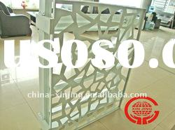 Decorative metal wall covering/wall panels-shopping mall decoration(ISO9001,CE)