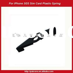 For iPhone 3GS Sim Card Plastic Spring