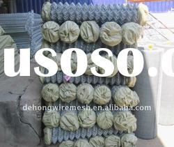 Galvanized Chain Link Fence Netting(factory)