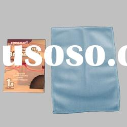 Glass Microfiber cleaning cloth