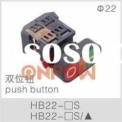 HB22 push button switch(electrical push button,push button)