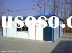 Hebei light steel prefabricated house for construction site
