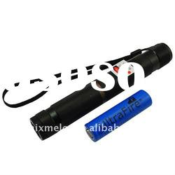 High Quality 532nm Green Adjustable Focus Beam Laser Pointer