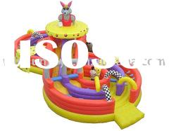 Inflatable kids slide,inflatable bounce slide
