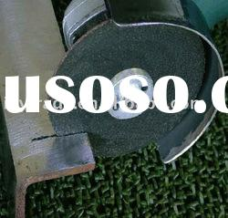 Iron Abrasive cutting disc in good quality 105*1.2*16MM speed:80m/s