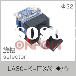 LAS0-K-11X selector(selector push button switch,push button switch)