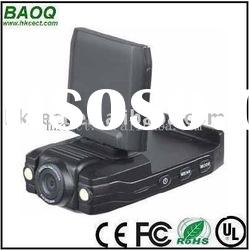 LED Night Vision Vehicle Black Box in Car Camera Systerm