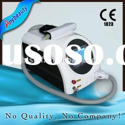 Mini laser tattoo removal beauty machine ZFL-A with CE approval