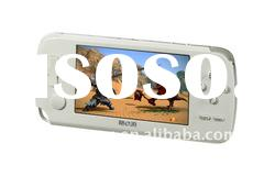 Multi-function HD MP4 Game Player with camera