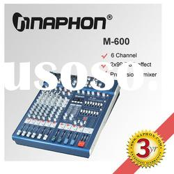 Professional Audio Mixer Console/ Mixing Console M600