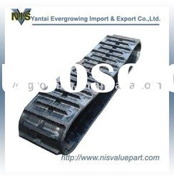 Rubber Track & Pad for Excavators, Graders and Combination Harvesters