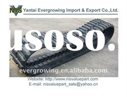 Rubber Track for Excavators, Graders and Combination Harvesters