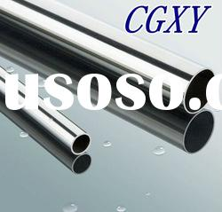 SUS 306 seamless stainless steel pipe&tube