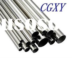 SUS 321 seamless stainless steel pipe&tube