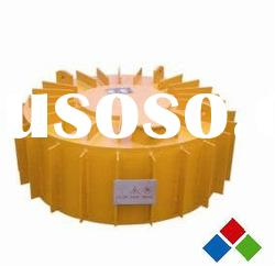 Series RCDB suspended dry iron ore magnetic separator