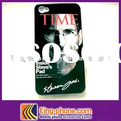 Steve Jobs case for iphone4S