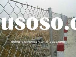 Tension Wire Chain Link Fence