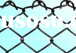 Tension Wire Chain Link Fence(ISO9001)