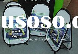 Vertical Pop Up Banner Stand-S