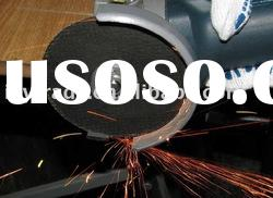 WIDE USED ABRASIVE GRINDING AND CUTTING WHEEL