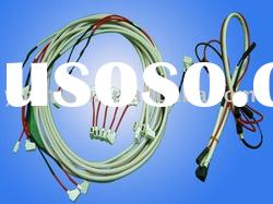 Wiring harness cable assembly wire for machines and wash machine owen printer