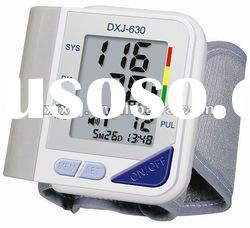 Wrist Blood Pressure Monitor DXJ-630