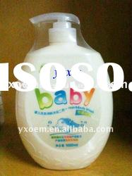baby hair & body wash