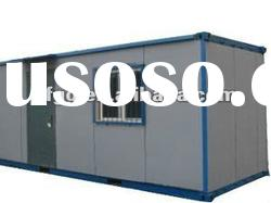 cheap and simple prefabricated house for construction site