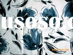 cotton satin spandex printing fabric
