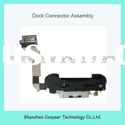 for iphone 4g dock connector assembly replacement for mobile phone paypal is accepted