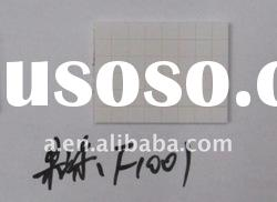 plastic mosaic pattern accessories with imitated metal film