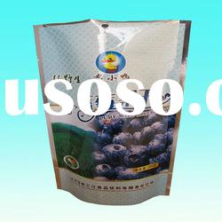 pure wild blueberry packaging bag (ISO 9001:2000/GMP/stand up bag/smooth)