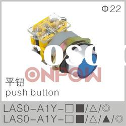 round push button LAS0-A(momentary push button switch,electrical push button switch)