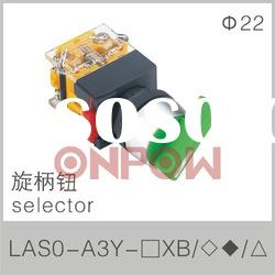 selector switch LAS0-A3(selector knob switch,selector push button switch)