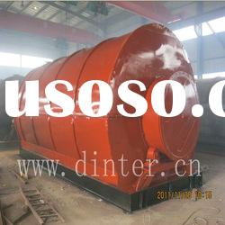 waste plastic Energy saving waste rubber recycling machinery manufacturers