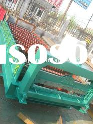 13-65-850 automatic corrugated roof roll forming machine