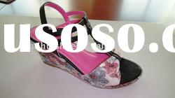 2011 women's sandal/platform shoes