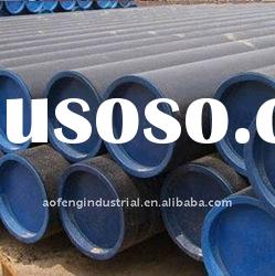 ASTM A335 P5 seamless alloy pipe