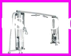 Adjustable cable crossover & Gym equipment