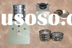 BZS --200 laboratory fine powder sieve equipment