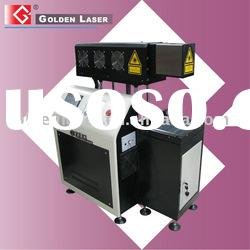 CO2 laser marking machine for optical lenses