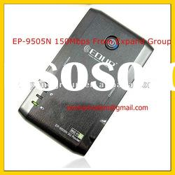 EP-9505N 150Mbps Portable WIFI Router with SIM Slot & Battery