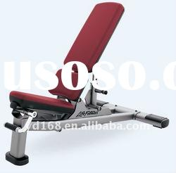 Multi-adjustable bench/Fitness equipment gym
