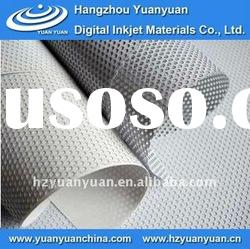 One Way Vision, One Way Vision PVC Film, Perforated One Way Vision Vinyl Printing Material
