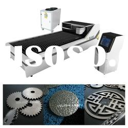 Precision Laser cutting machine for iron plate